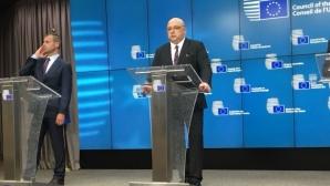 Президентът на УЕФА гост на заседание по покана на Кралев