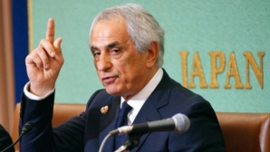Халилходжич заведе дело срещу Японската футболна асоциация