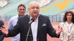 Кралев: Трябва да пресечем заразата на футболното хулиганство