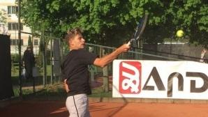 Симон-Антони Иванов е на финал в Черна гора