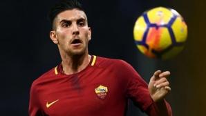 Арсенал проявява интерес към халф на Рома