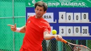 Александър Лазов е на полуфинал в Неапол