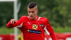 В Гърция смятат футболист за сигурно попълнение на ЦСКА-София