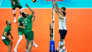 България се бори, но взе само гейм на САЩ в Лигата на нациите (видео + галерия)