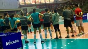 Националките атакуват трета победа на българска земя в Златната европейска лига