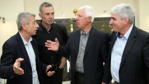 Ради Здравков: Лудогорец II е уникален проект, бях пренебрегнат за юбилея на ЦСКА