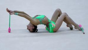 """Испанка спечели многобоя при жените категория Б за Купа Левски и приз """"Маргарита Рангелова"""""""