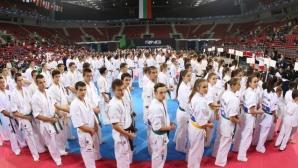 Две пети места за България във втория ден на Световната младежка лига по карате
