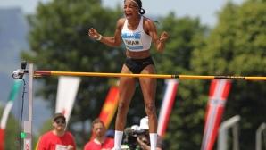 Тиам постави световен рекорд в скока на височина в рамките на седмобой