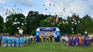 """Водещите ни футболни школи ще участват на """"Приморско лято"""""""