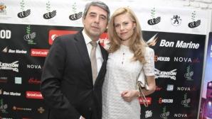 Росен Плевнелиев и Деси Банова гледаха старта на Григор в Париж