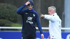 Дешан за Рабио: Той май не е гледал мачове на Франция
