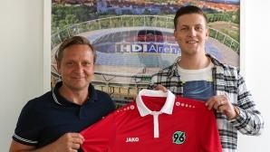 Стоук Сити намери клуб на австрийски национал