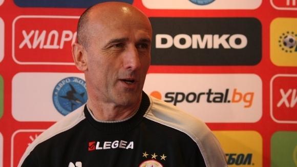 Йешич: За мен не е проблем да поема ЦСКА, но не ми е нужна реклама, а и съм уверен, че вече е избран треньор