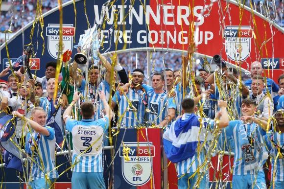 Ковънтри спечели място в Лига 1 в Англия