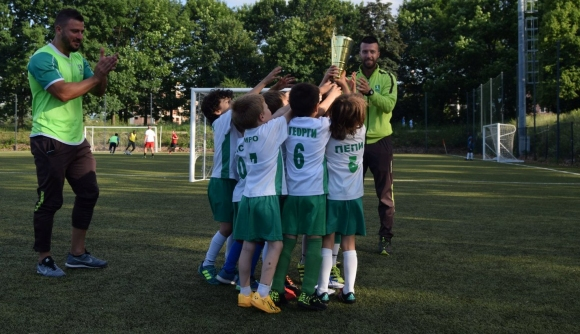 Дузпи излъчиха победителите в XIV Турнир по футбол на детските градини в София