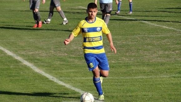 Нападател на Марица осъществи трансфер в Ботев (Гълъбово)