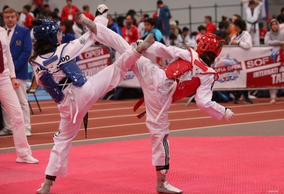 Над 1200 таекуондисти на Първите мултиевропейски игри в Пловдив