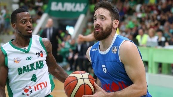 Божидар Аврамов е MVP на плейофите