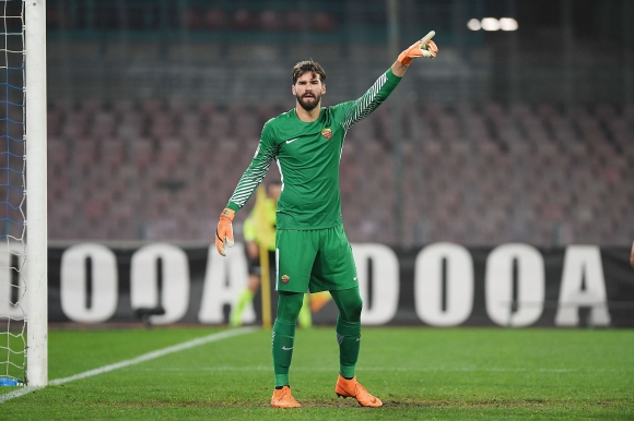 Рома иска 90 милиона евро за Алисон