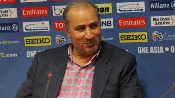 Президентът на иранския футбол приет в болница в Турция след сърдечен удар