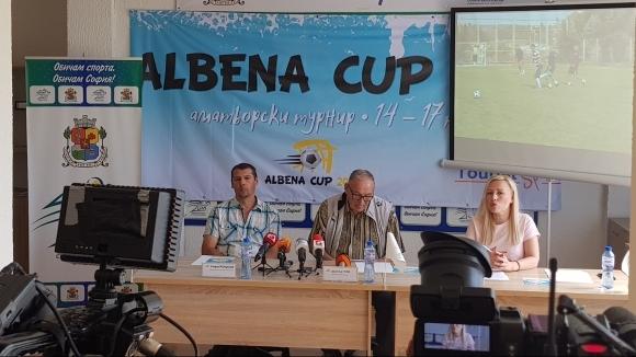 Огромен интерес към Албена къп 2018, близо 30 отбора ще спорят за трофея и големия награден фонд