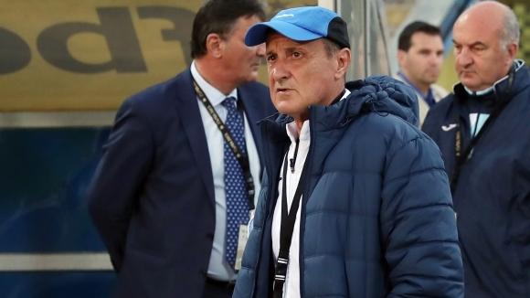Делио Роси коментира треньорската рокада в Наполи