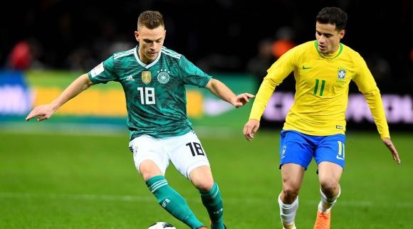 Австрийски статистици предвиждат финал Германия - Бразилия на световното