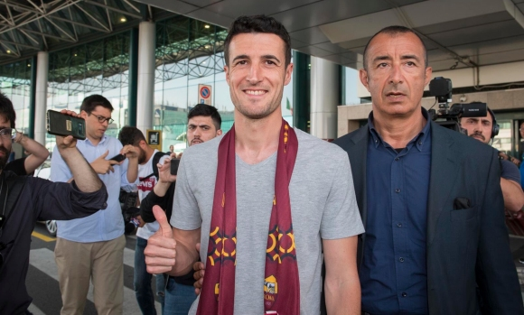 Рома се похвали с нов защитник