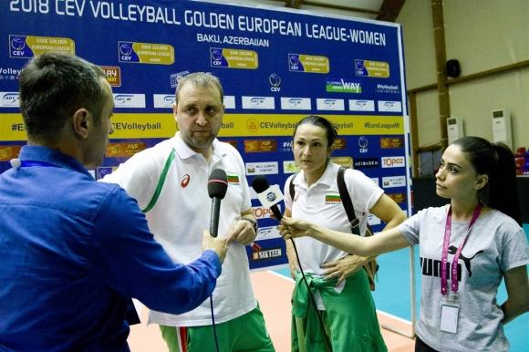 Иван Петков: Имахме шанс да победим Азербайджан