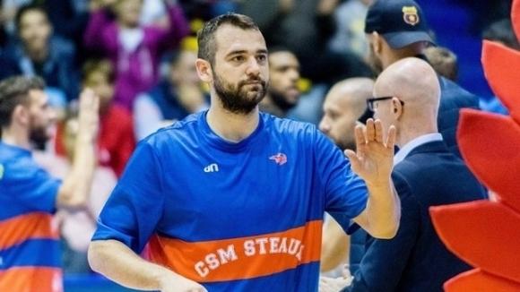 Павел Маринов и Стяуа се класираха на финала в Румъния