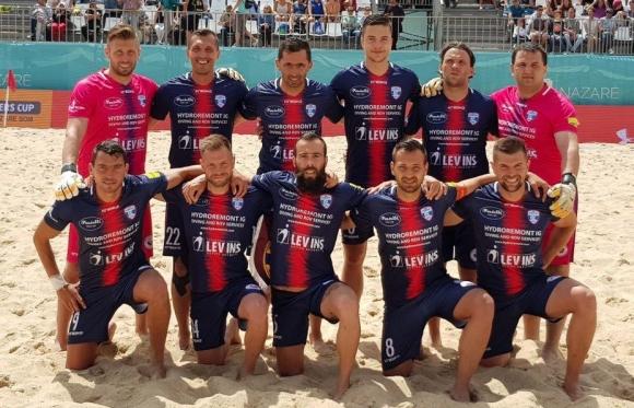 МФК Спартак игра силно срещу гранда Спортинг (Л), но загуби 1/8 финала в ШЛ