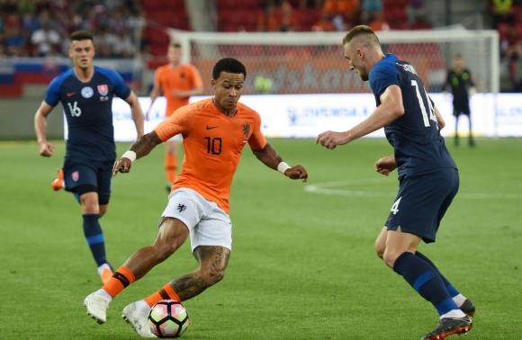 Словакия и Холандия не излъчиха победител в контрола