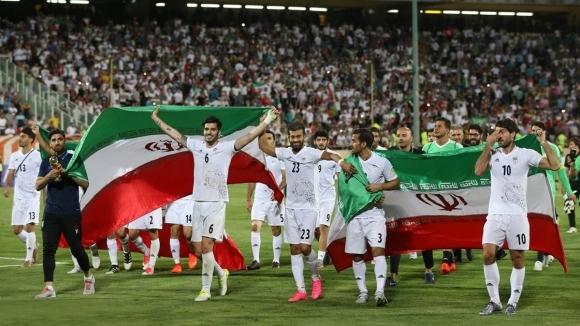 Нов удар по Иран преди Мондиал 2018 - пропадна втора контрола