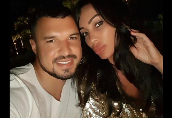 Приятна среща за Валери и Биляна в Дубай (снимки)