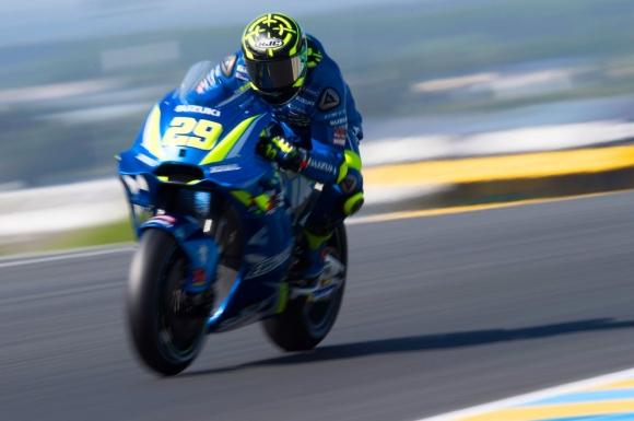 Яноне доминира в първата тренировка от MotoGP в Италия (видео)