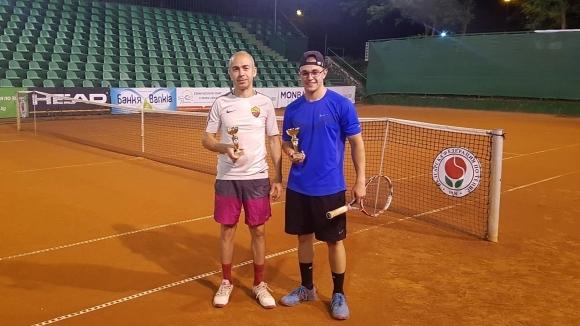 Дарислав Николов е новият шампион в кралската класа на Интерактив тенис