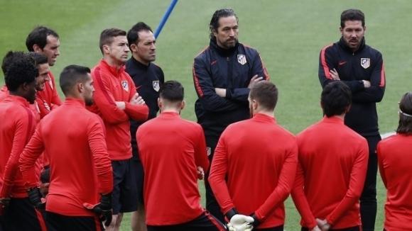 Лудогорец потвърди за кондиционния спец от Атлетико Мадрид