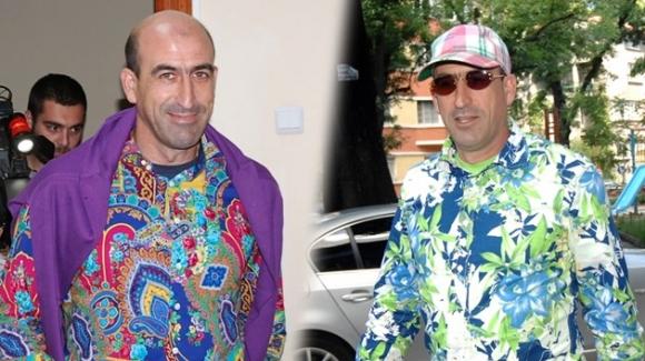 Данчо Лечков има 50 папагалски ризи