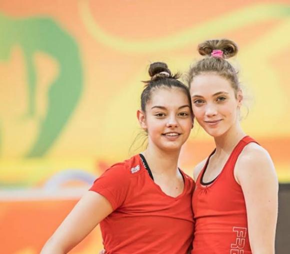 Силно начало за България на ЕП по художествена гимнастика