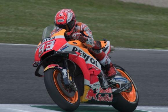 """Маркес подобри рекордa на """"Муджело"""" преди квалификацията в MotoGP"""