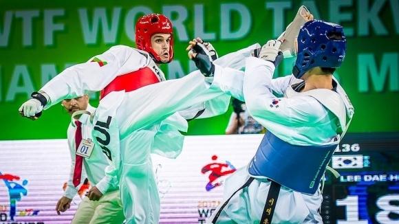 Владимир Далаклиев сред първите осем в Рим, победи олимпийски шампион
