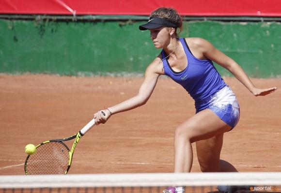"""Топалова: Титлата от Държавното първенство ще ми даде повече самочувствие за """"Ролан Гарос"""""""
