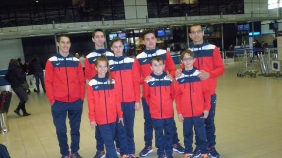 Още три финала за българите на световното по спортна аеробика