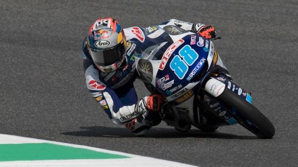 Хорхе Мартин с трета победа за сезона в клас Moto3