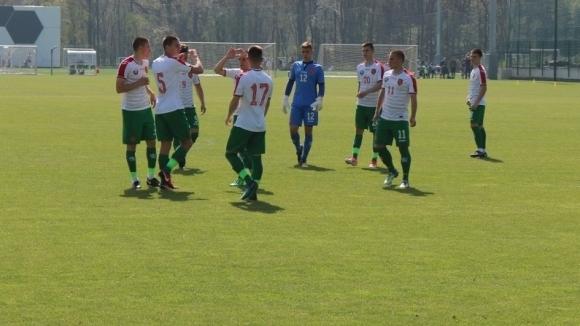 България (U18) с две контроли срещу Грузия