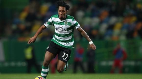 Ювентус и Арсенал в спор за португалски национал