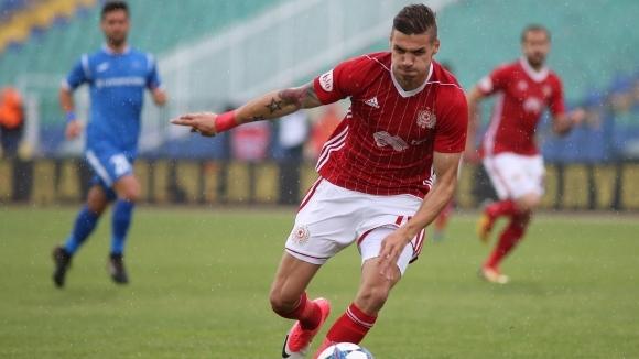 ЦСКА-София представи новата емблема за следващия сезон (снимка)
