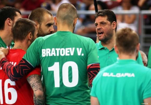 България с две промени за турнира в Япония
