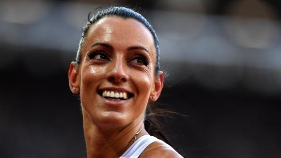 Ивет втора на 200 м в Холандия, само Схипърс по-бърза от нея